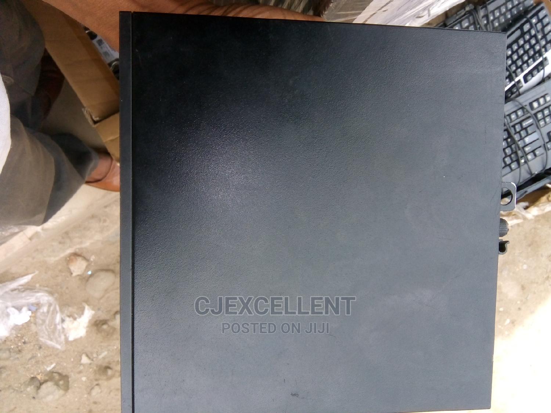 Desktop Computer Dell OptiPlex 3050 8GB Intel Core I5 HDD 500GB   Laptops & Computers for sale in Ikeja, Lagos State, Nigeria