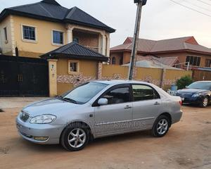 Toyota Corolla 2007 CE Silver   Cars for sale in Lagos State, Magodo