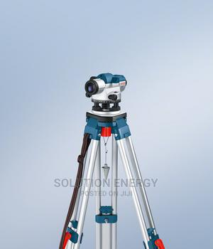 Bosch Professional Optical Leveler Tripod+Measuring Rod   Measuring & Layout Tools for sale in Rivers State, Port-Harcourt