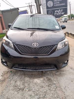 Toyota Sienna 2011 XLE 7 Passenger Black | Cars for sale in Lagos State, Ikeja