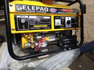 Elepaq Gasoline Generator Copper Coil | Electrical Equipment for sale in Lagos State, Mushin