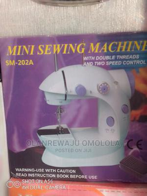 Mini Multifunction Portable Sewing Machine Tools | Home Appliances for sale in Lagos State, Lagos Island (Eko)