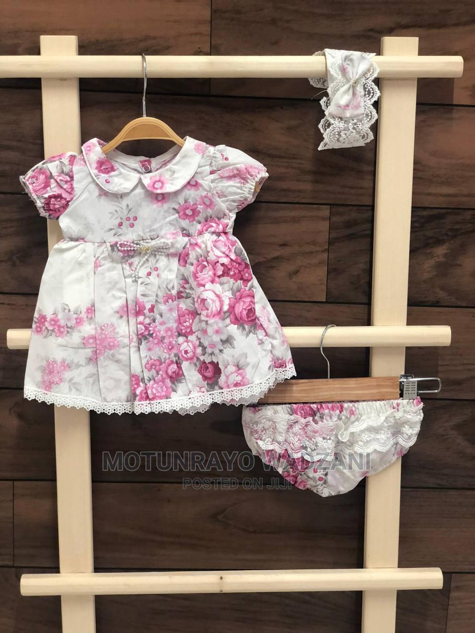 Archive: Baby Girl Gown