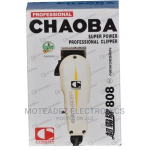 Chaoba Super Power Professional Hair Clipper | Tools & Accessories for sale in Lagos State, Ojodu