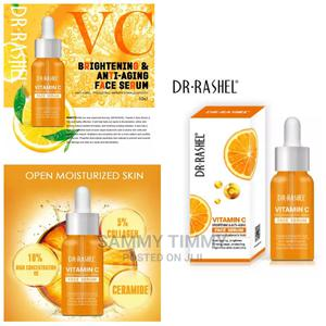 Dr. Rashel Vitaminc Brightening Anti-Aging Face Serum-50ml | Skin Care for sale in Lagos State, Ikorodu