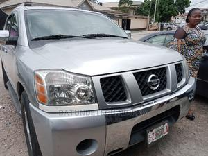 Nissan Armada 2004 4x4 SE Gray   Cars for sale in Lagos State, Ikeja