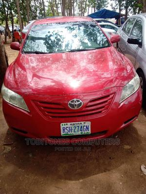 Toyota Corolla 2008 Red   Cars for sale in Abuja (FCT) State, Wuse