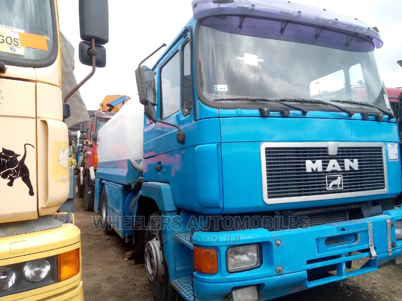 Man DIESEL | Trucks & Trailers for sale in Amuwo-Odofin, Lagos State, Nigeria