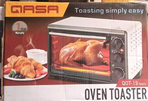 Qasa Powerful Electric Oven Toaster-19l | Kitchen Appliances for sale in Lagos State, Lagos Island (Eko)