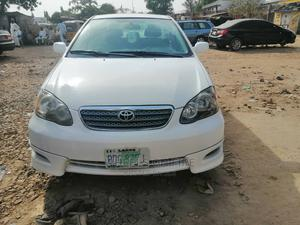 Toyota Corolla 2006 S White | Cars for sale in Abuja (FCT) State, Gwarinpa