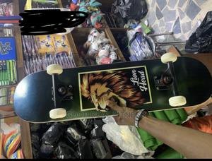 Professional Lion Head Skateboard   Sports Equipment for sale in Lagos State, Maryland