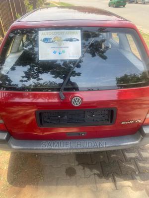 Volkswagen Golf 1994 Variant Red   Cars for sale in Abuja (FCT) State, Jabi