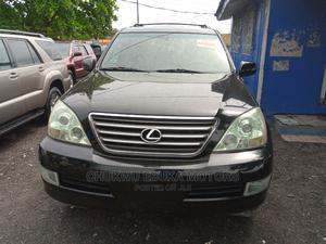 Lexus GX 2006 470 Sport Utility Black   Cars for sale in Lagos State, Apapa