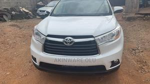 Toyota Highlander 2015 White | Cars for sale in Lagos State, Maryland