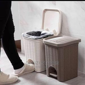 Plastic Pedal Bin   Home Accessories for sale in Lagos State, Alimosho