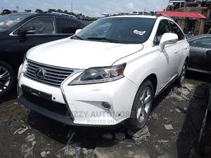 Lexus RX 2015 350 AWD White   Cars for sale in Lagos State, Apapa