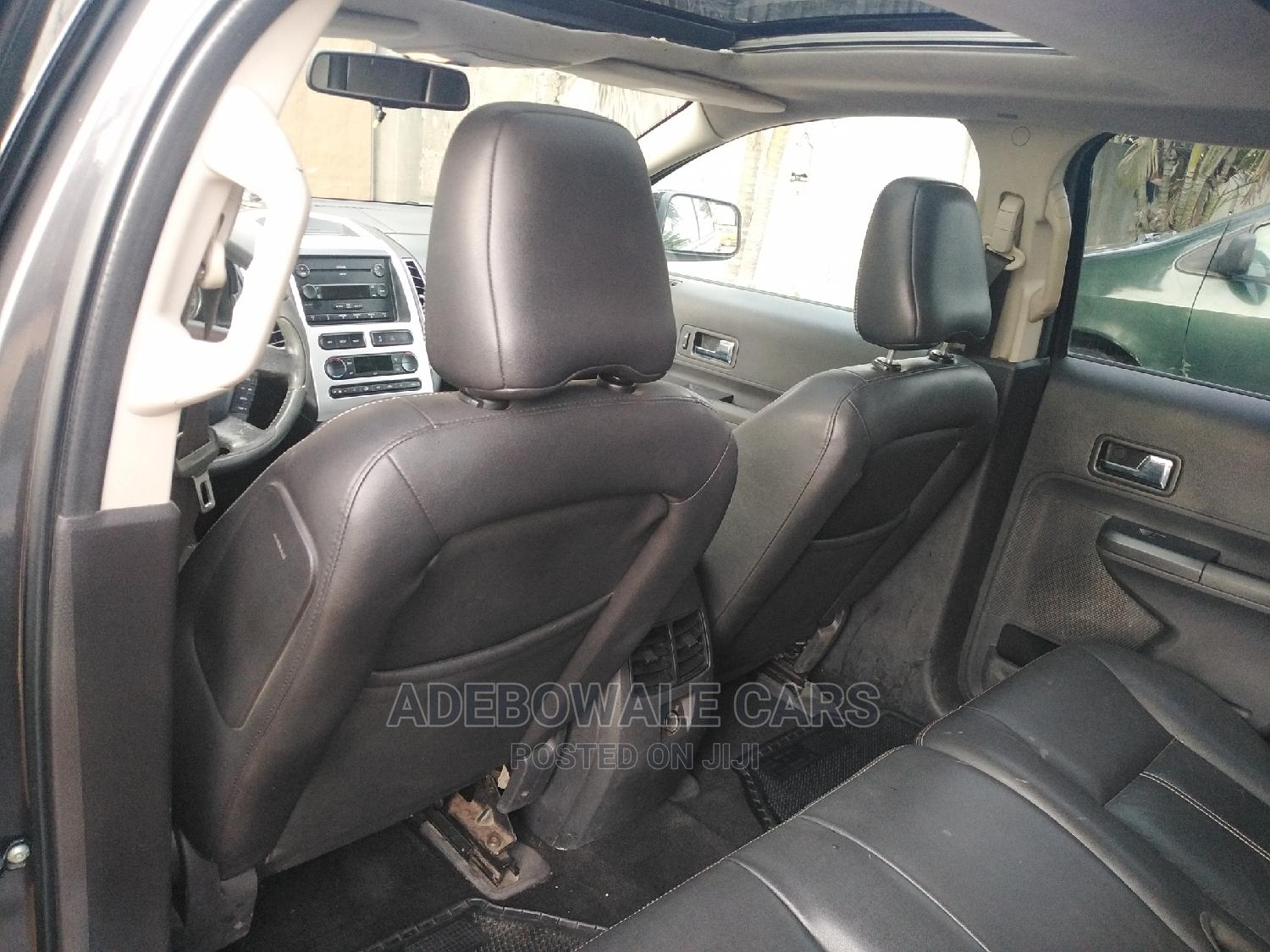 Ford Edge 2007 SE 4dr FWD (3.5L 6cyl 6A) Gray | Cars for sale in Ikorodu, Lagos State, Nigeria