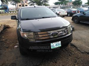 Ford Edge 2007 SE 4dr FWD (3.5L 6cyl 6A) Gray | Cars for sale in Lagos State, Ikorodu