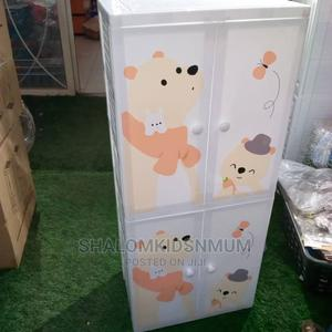 Foreign Baby Plastic Wardrobe   Children's Furniture for sale in Abuja (FCT) State, Jikwoyi