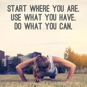 Personal Training- Nutrition Diet and Fitness Motivation | Fitness & Personal Training Services for sale in Lagos State, Lekki