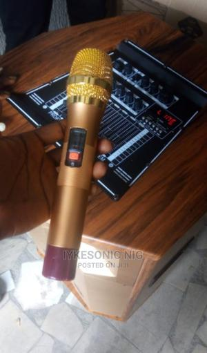 Quality Sound Microphone | Audio & Music Equipment for sale in Lagos State, Lagos Island (Eko)