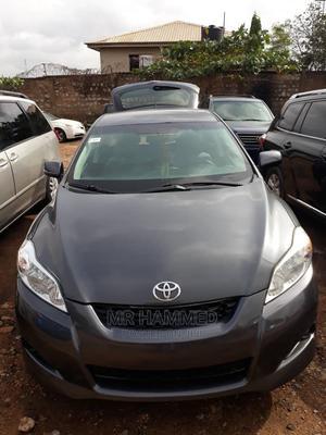 Toyota Matrix 2010 Gray | Cars for sale in Oyo State, Ibadan