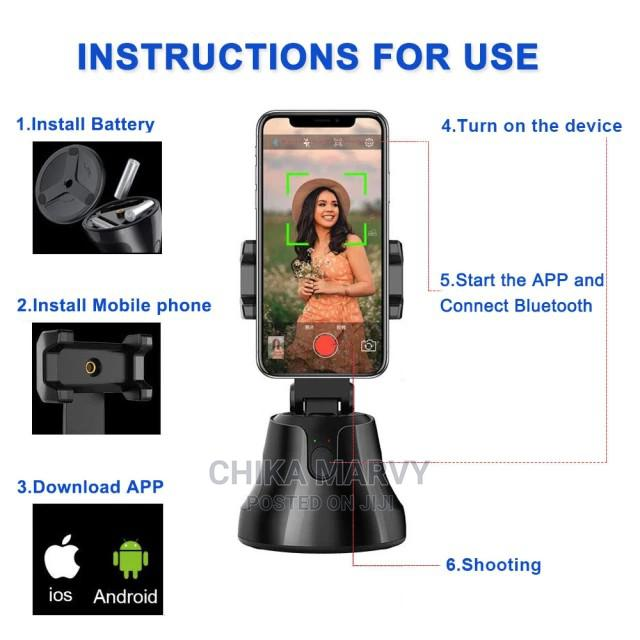 Personal Robot Camera Man   Accessories for Mobile Phones & Tablets for sale in Port-Harcourt, Rivers State, Nigeria