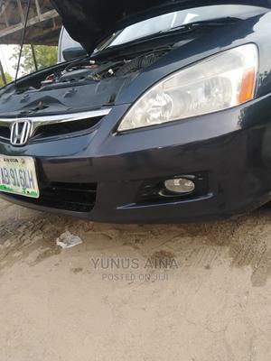 Honda Accord 2005 Sedan EX Automatic Gray | Cars for sale in Borno State, Maiduguri