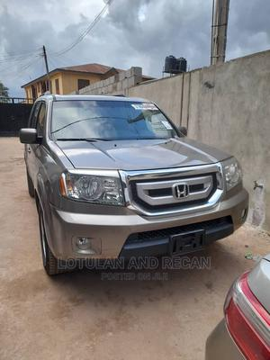 Honda Pilot 2011 Gold | Cars for sale in Oyo State, Ibadan