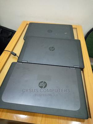Laptop HP ZBook 17 8GB Intel Core I5 HDD 1T   Laptops & Computers for sale in Lagos State, Ikeja