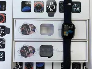 Hw22 Smartwatch Series 6 | Smart Watches & Trackers for sale in Lagos State, Ikeja