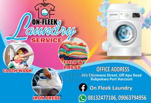 Laundry and Dry Cleaning Services   Cleaning Services for sale in Rivers State, Port-Harcourt