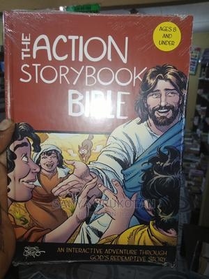 The Action Story Book Bible   Books & Games for sale in Lagos State, Ikeja