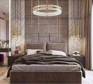 Modern Glamorous Bed   Furniture for sale in Lagos State, Ikoyi