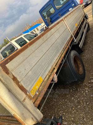 Nissan Atleon 140 2002 Blue 8tons | Trucks & Trailers for sale in Ogun State, Ifo