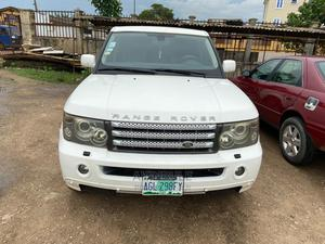 Land Rover Range Rover Sport 2006 HSE 4x4 (4.4L 8cyl 6A) White   Cars for sale in Lagos State, Alimosho