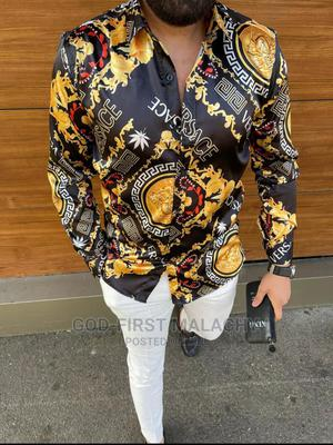 Classic Fit Versace Shirts   Clothing for sale in Lagos State, Lagos Island (Eko)