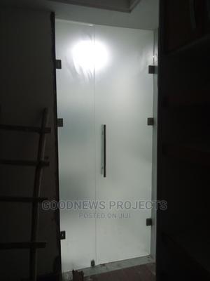Entrance Glass Door   Doors for sale in Lagos State, Agege