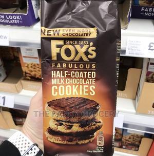 Fox'S Chunkies Half Coated Chocolate Cookies   Meals & Drinks for sale in Lagos State, Ikeja