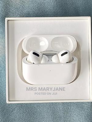 Apple AIRPODS Pro Open Box -   Accessories for Mobile Phones & Tablets for sale in Lagos State, Ikeja