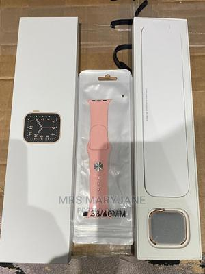 Apple Watch Series 4 40mm. Rose Gold | Smart Watches & Trackers for sale in Lagos State, Ikeja
