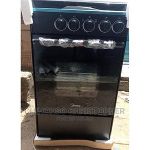 Midea 4 Burner Gas Cooker With Oven and Grill | Kitchen Appliances for sale in Abuja (FCT) State, Wuse