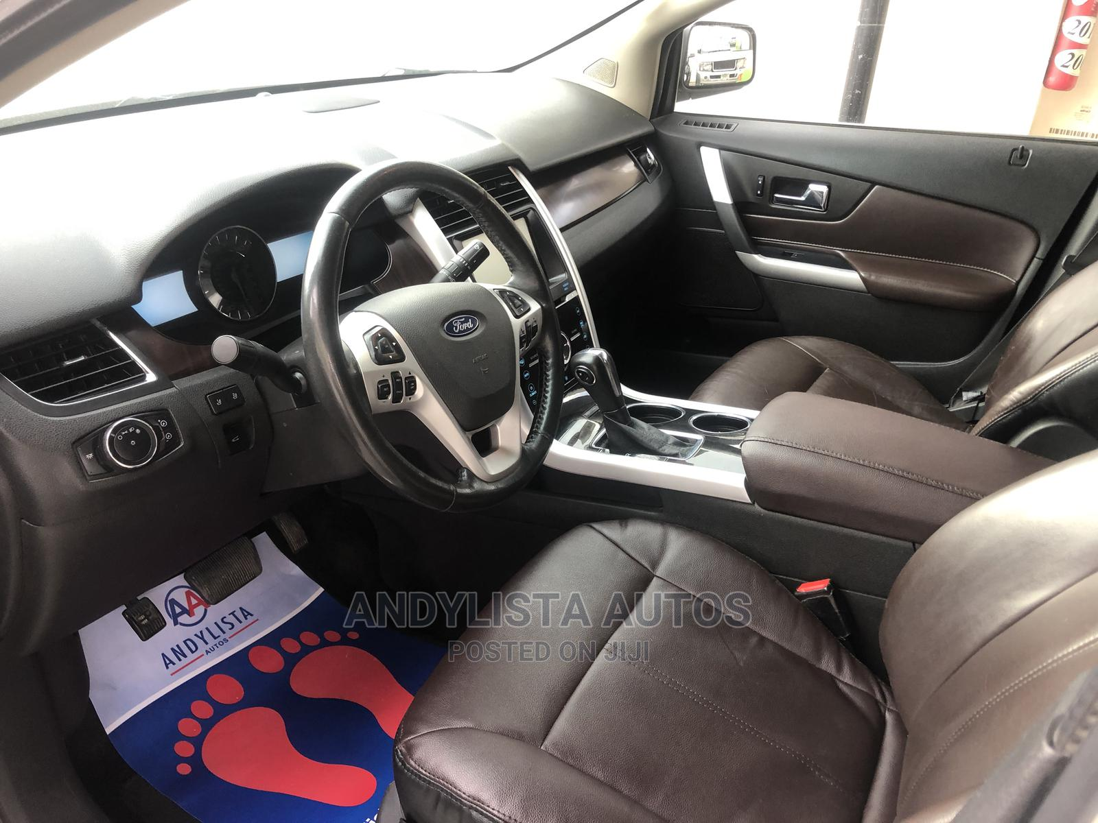 Ford Edge 2011 White   Cars for sale in Lekki, Lagos State, Nigeria