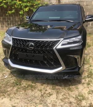 New Lexus LX 2020 570 Three-Row Black | Cars for sale in Lagos State, Victoria Island