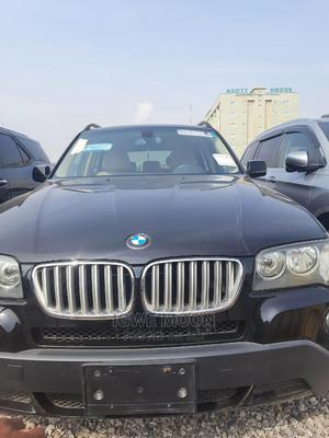 BMW X3 2008 3.0D Exclusive Automatic Black | Cars for sale in Abuja (FCT) State, Central Business District