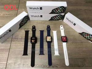 Watch 6 (Iwatch Series 6 Clone)   Smart Watches & Trackers for sale in Lagos State, Alimosho