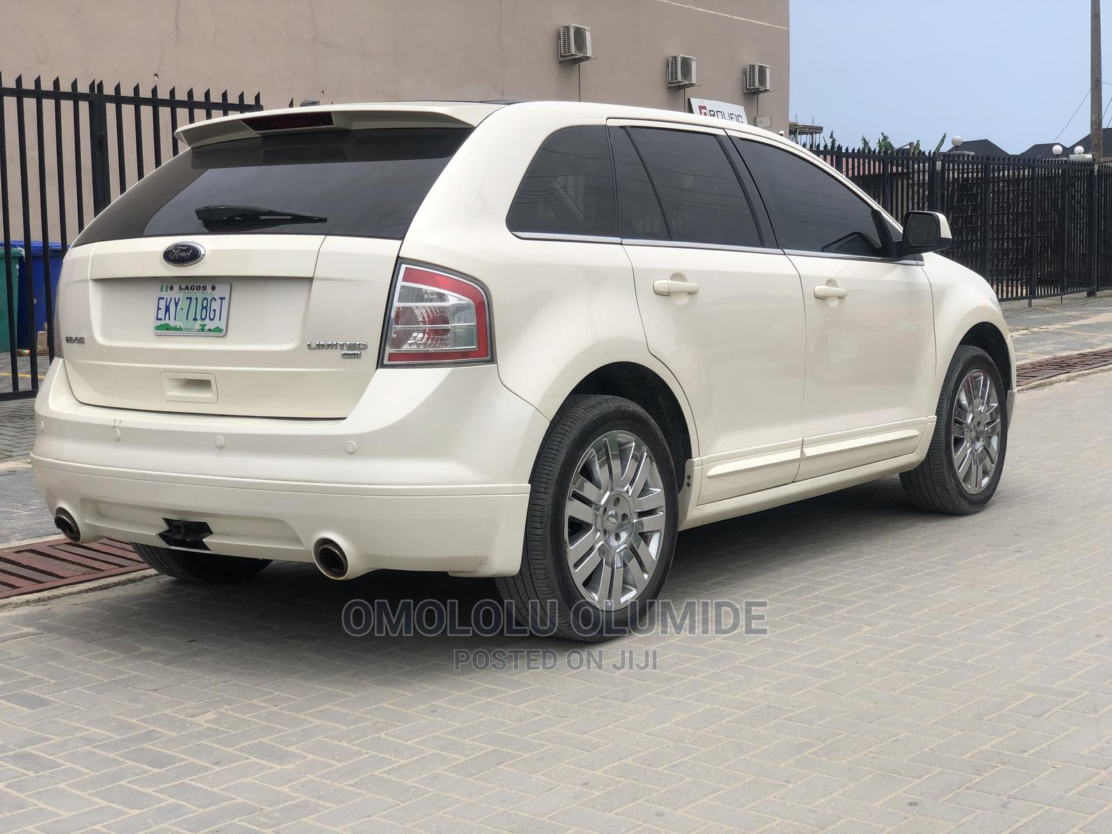 Ford Edge 2008 White | Cars for sale in Lekki, Lagos State, Nigeria