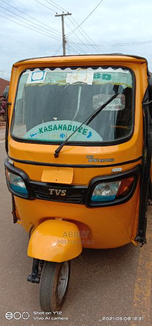 TVS Apache 180 RTR 2019 Yellow   Motorcycles & Scooters for sale in Osun State, Ilesa