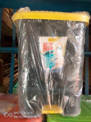 Papilon Plastic Pedal Bin Step Bin Kitchen Waste Bin | Home Accessories for sale in Lagos State, Lagos Island (Eko)