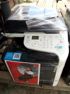 Konica Minolta C25 Colored Printer A4 Size   Printers & Scanners for sale in Lagos State, Surulere